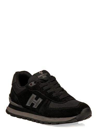 Hammer Jack Deri Ayakkabı Siyah